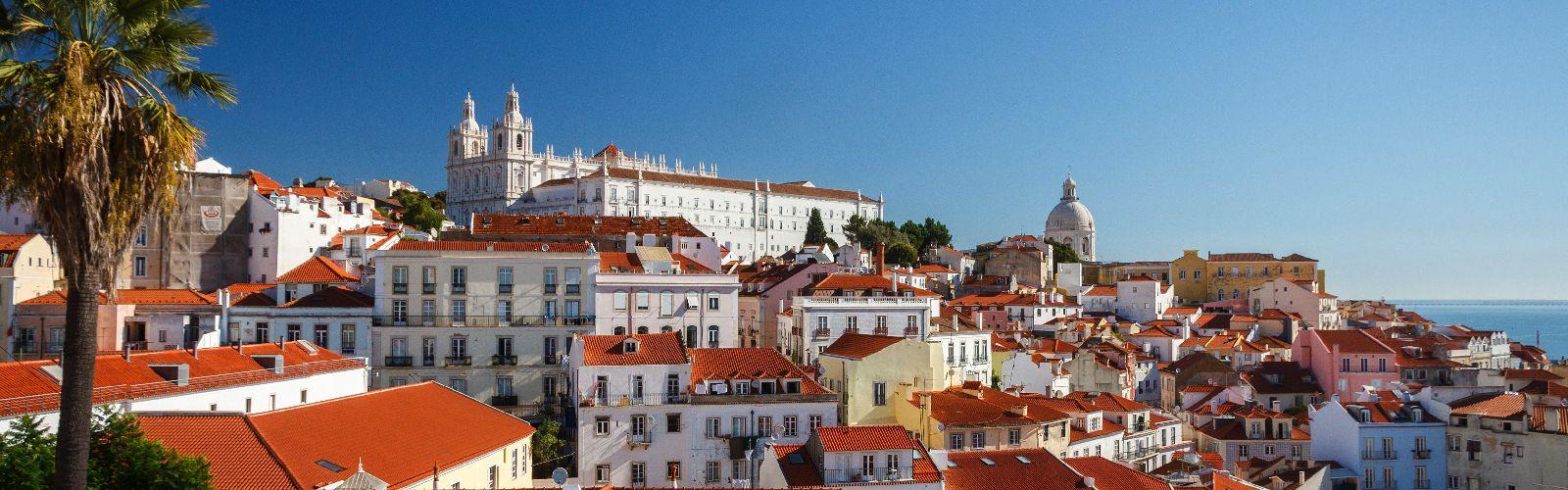 Stedenreis Portugal