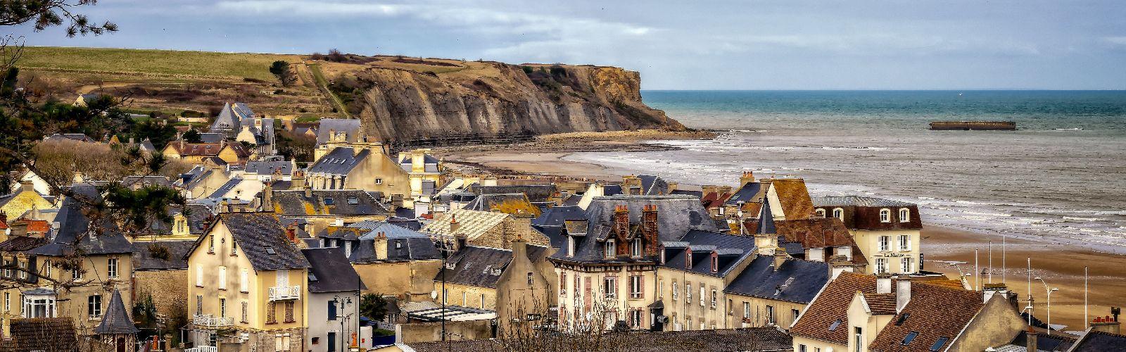 Normandië Stedenreis