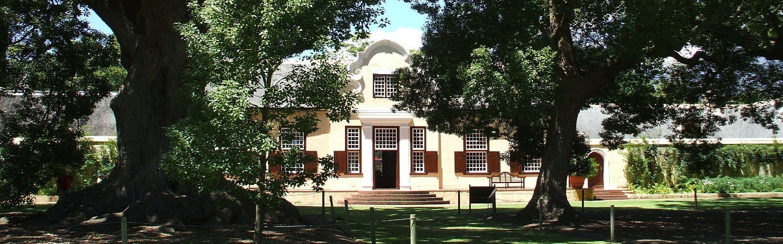 Kennismakingsreis Zuid-Afrika