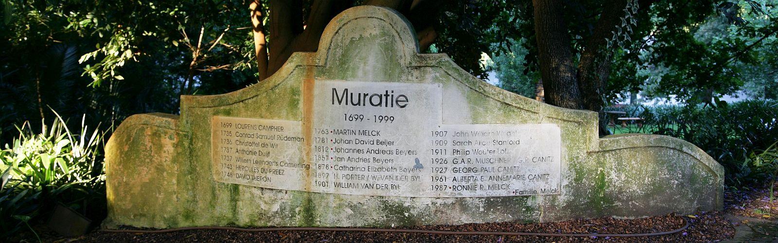 Muratie Wine Estate