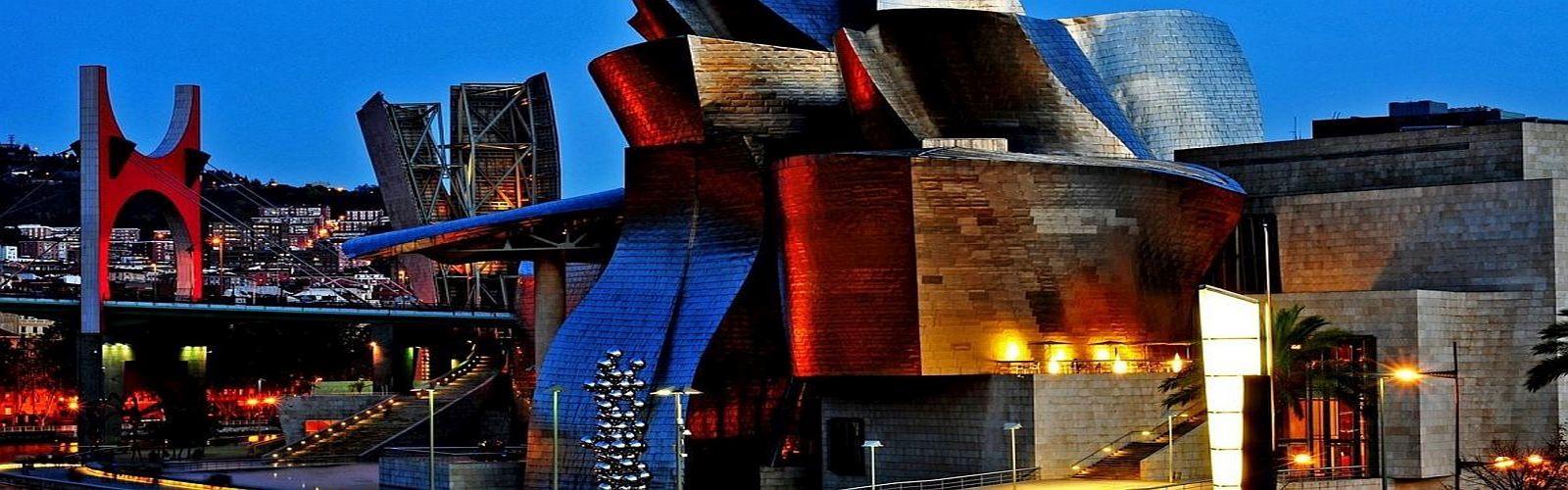 Stedenreis Bilbao