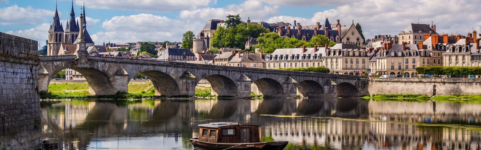 Stedenreis Loire