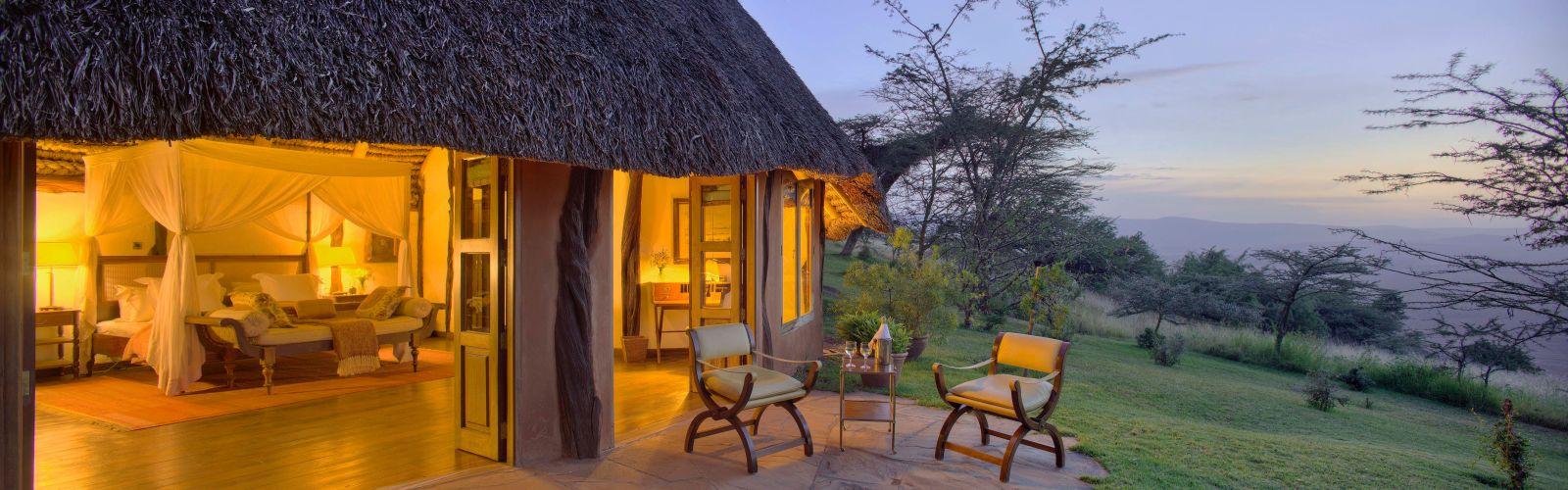 Safari\'s in Afrika