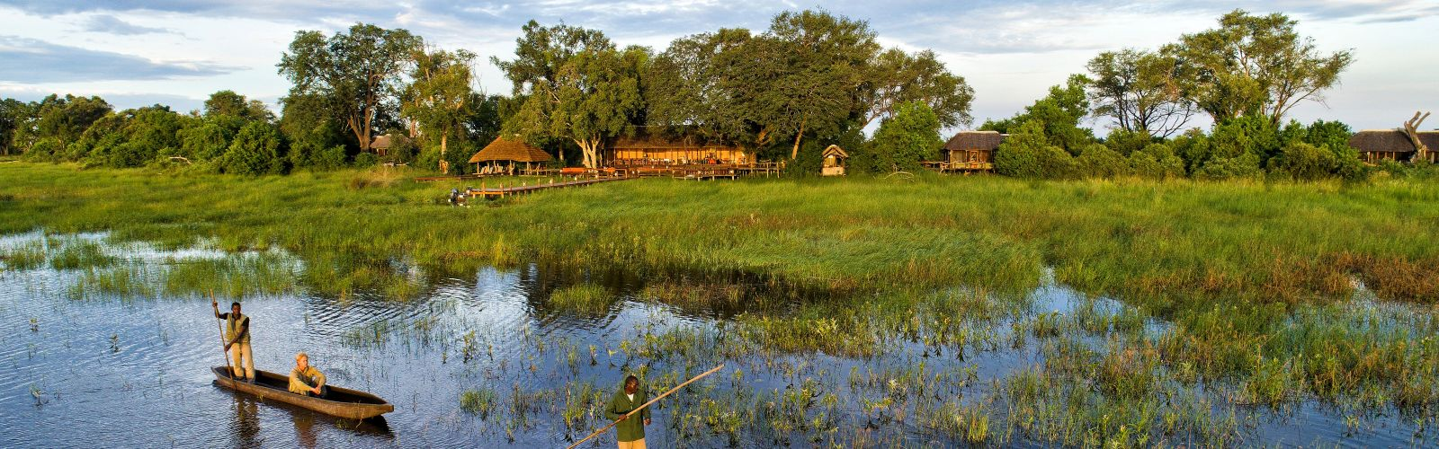 Safari\'s in Botswana