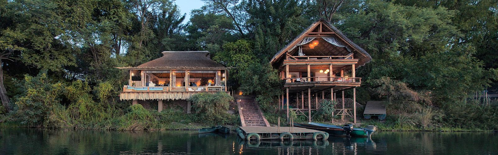 Safari\'s in Zambia